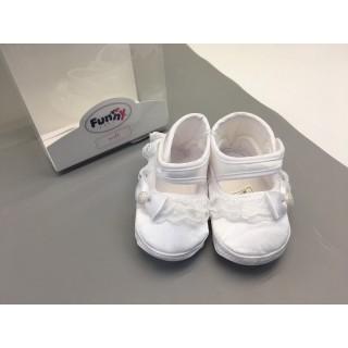 0504  Взуття дитяче в коробці  р.1-2-3 міс   FUNNY
